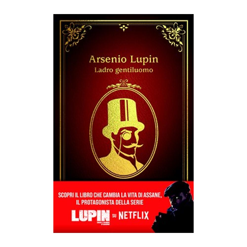 Arsenio Lupin - Ladro gentiluomo