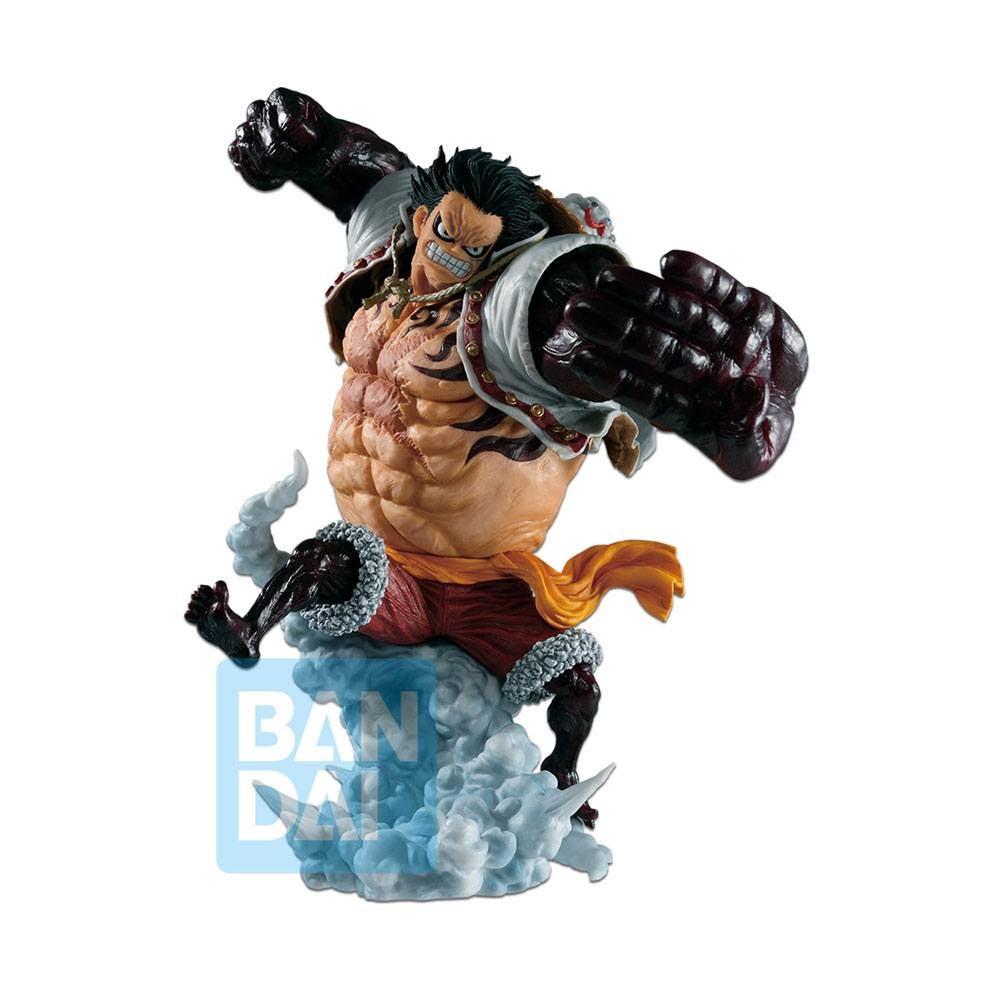 One Piece - Ichibansho (Battle Memories) - Luffy Gear 4 Boundman