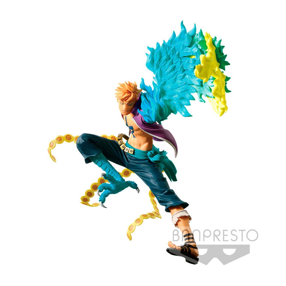 One Piece - World Colosseum - Marco the Phoenix
