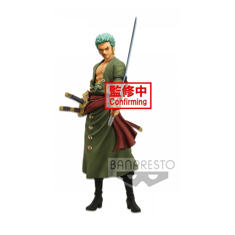 One Piece - Grandista Nero - Roronoa Zoro