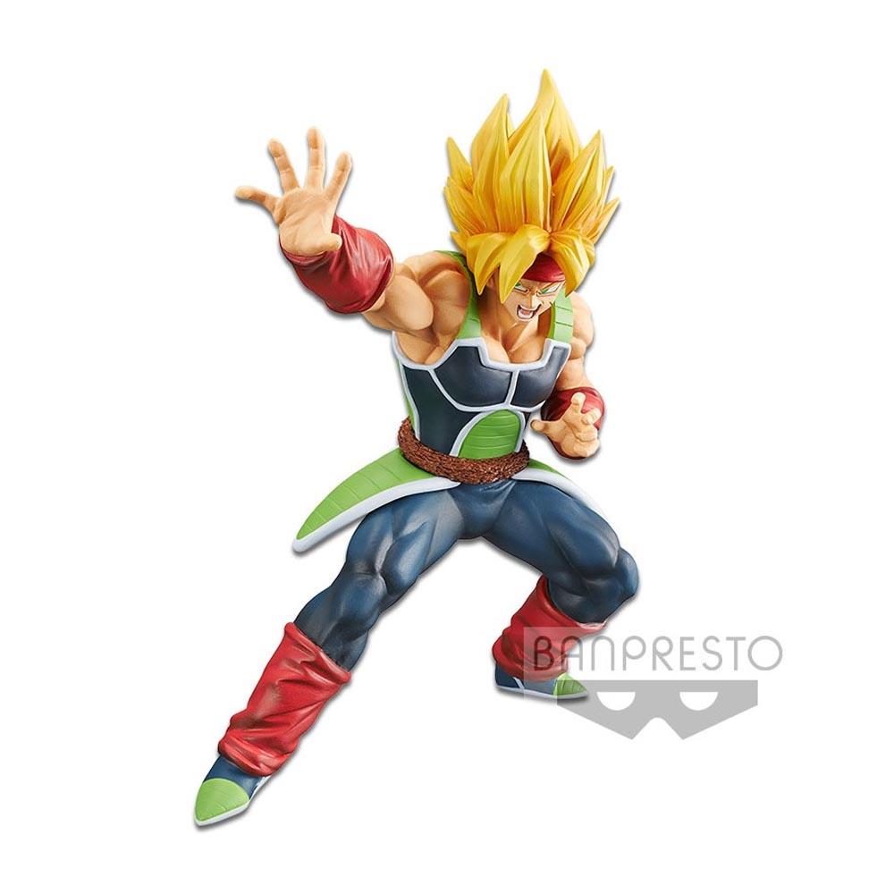 Dragon Ball Z - Super Saiyan Bardock Posing Series