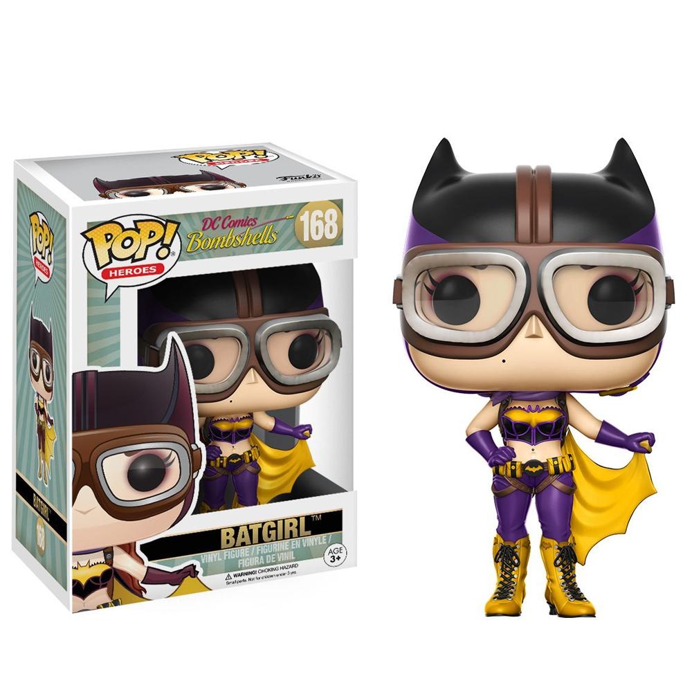 Funko POP! DC Comics Bombshells - Batgirl 168