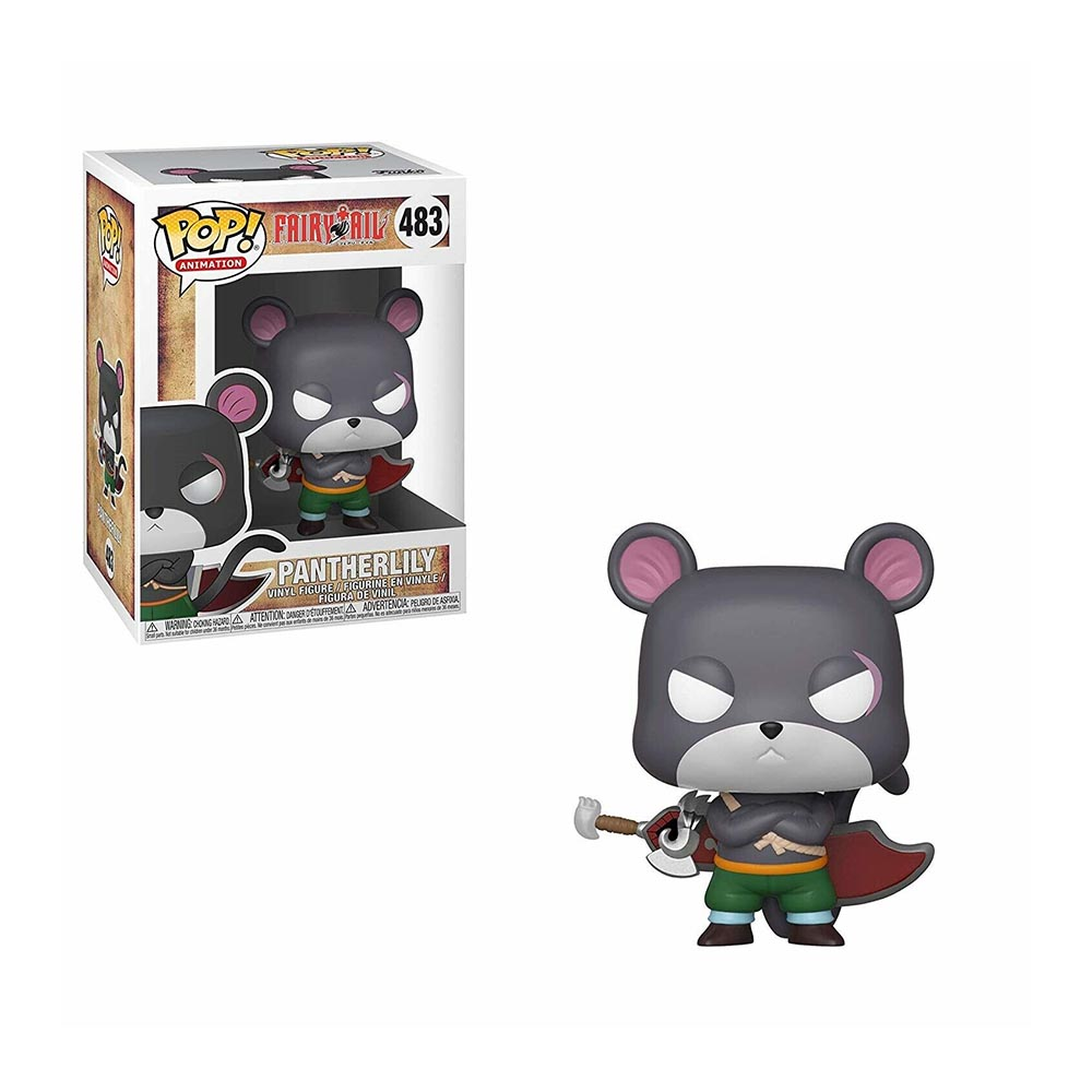Funko POP! Fairy Tail - Panther Lily 483
