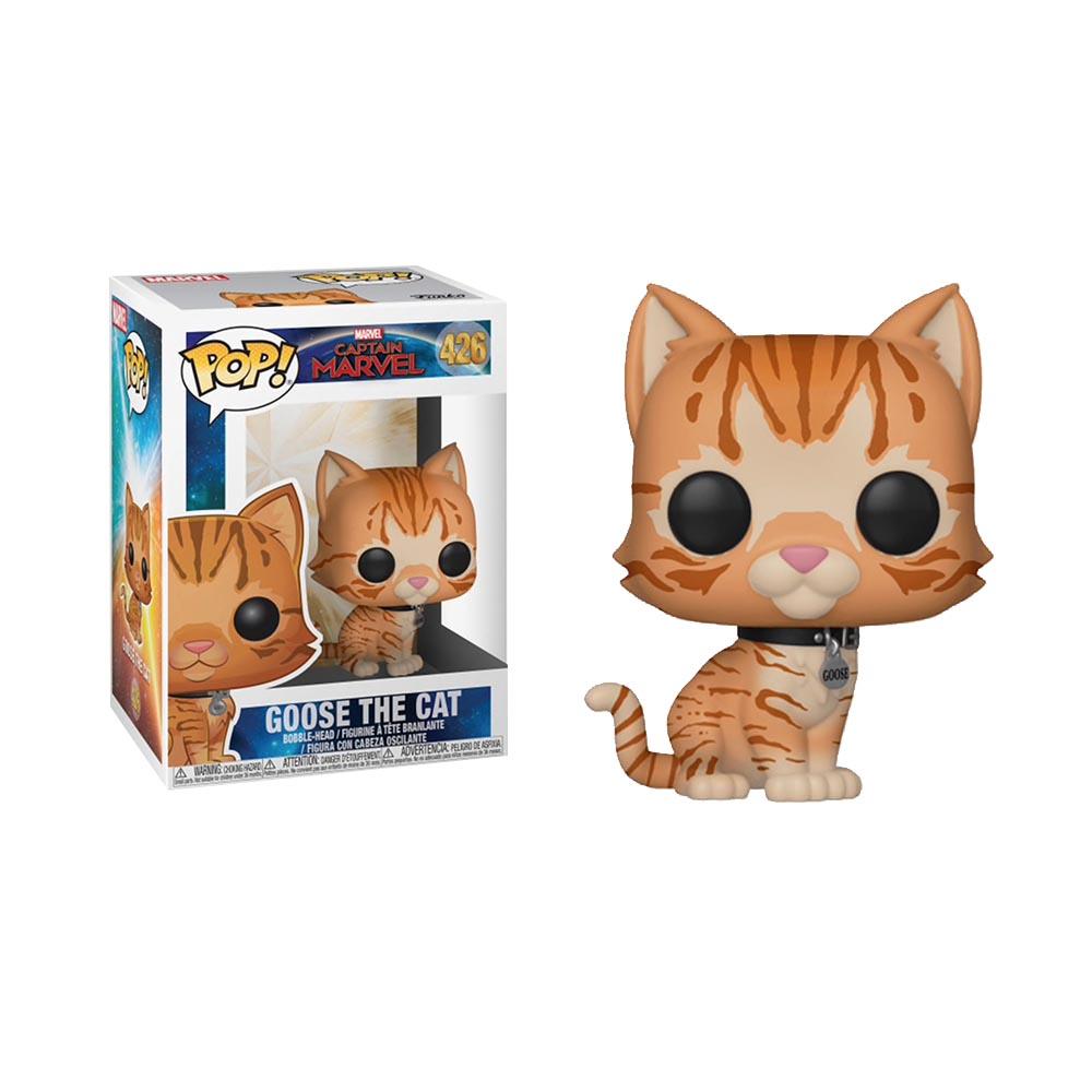 Funko POP! Captain Marvel - Goose The Cat 426