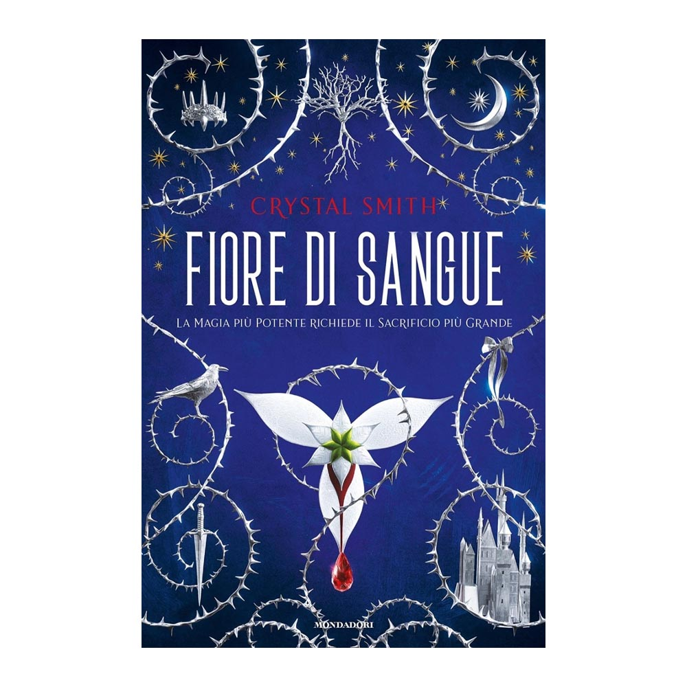 Crystal Smith - Bloodleaf - 1. Fiore di sangue