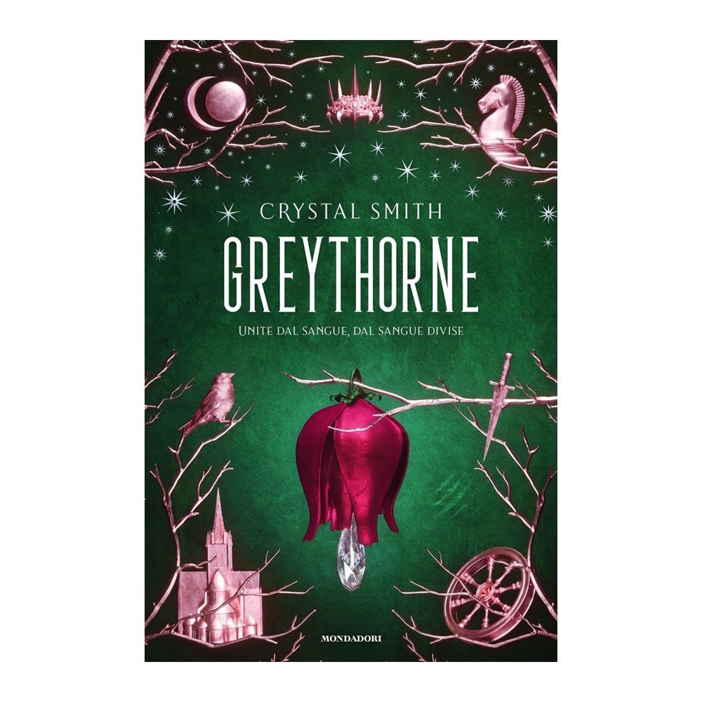 Crystal Smith - Bloodleaf - 2. Greythorne