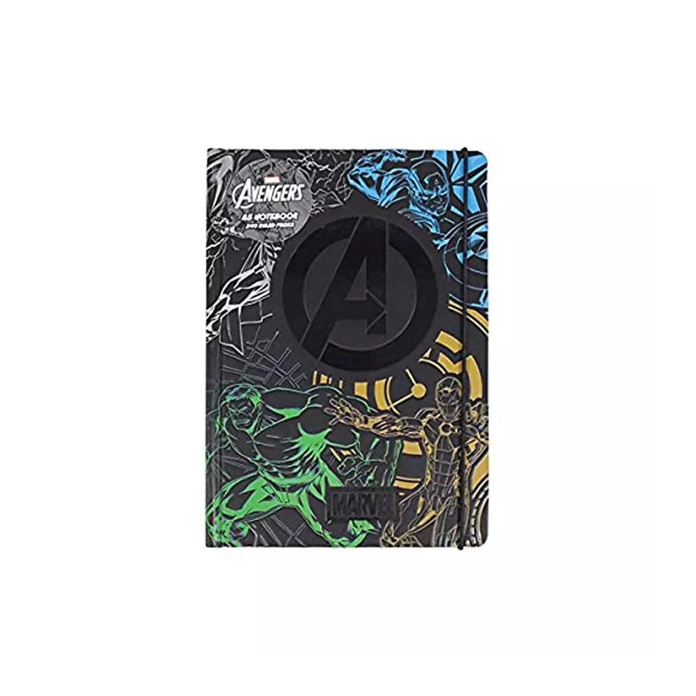 Notebook Avengers