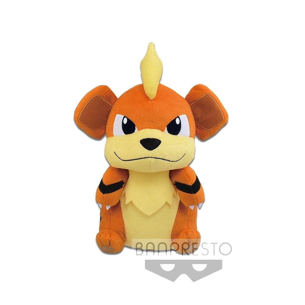 Pokémon - Growlithe Peluche