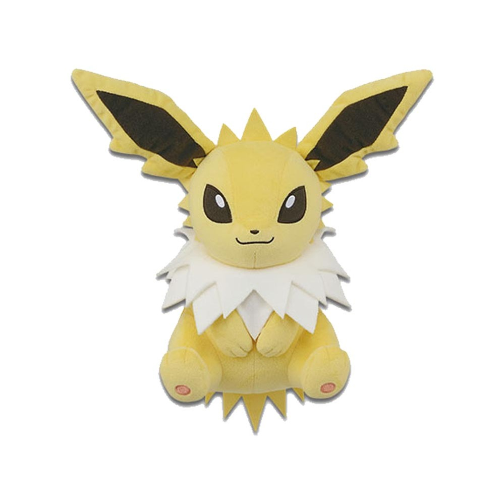 Pokémon - I Love Eevee - Jolteon Peluche