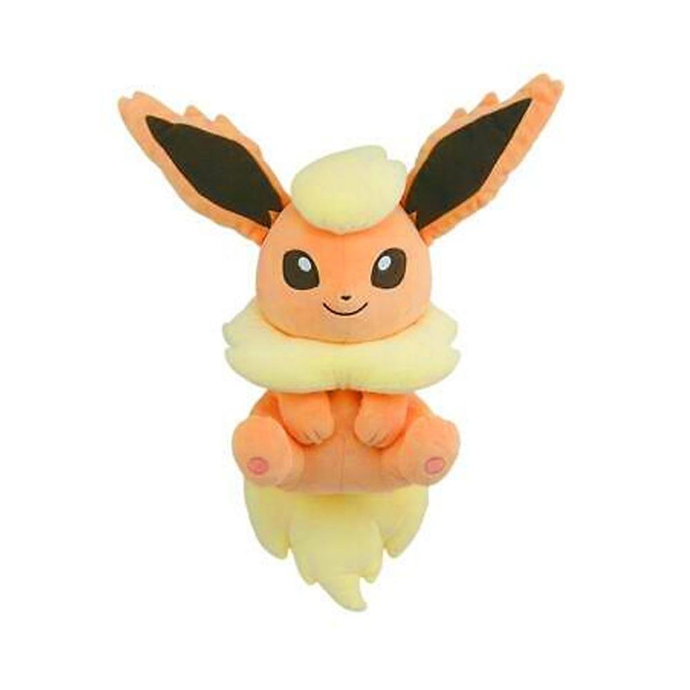 Pokémon - I Love Eevee - Flareon Peluche