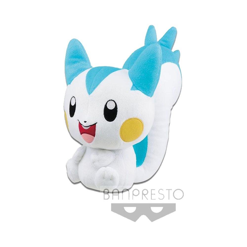 Pokémon - Look At The Tail! - Pachirisu Peluche