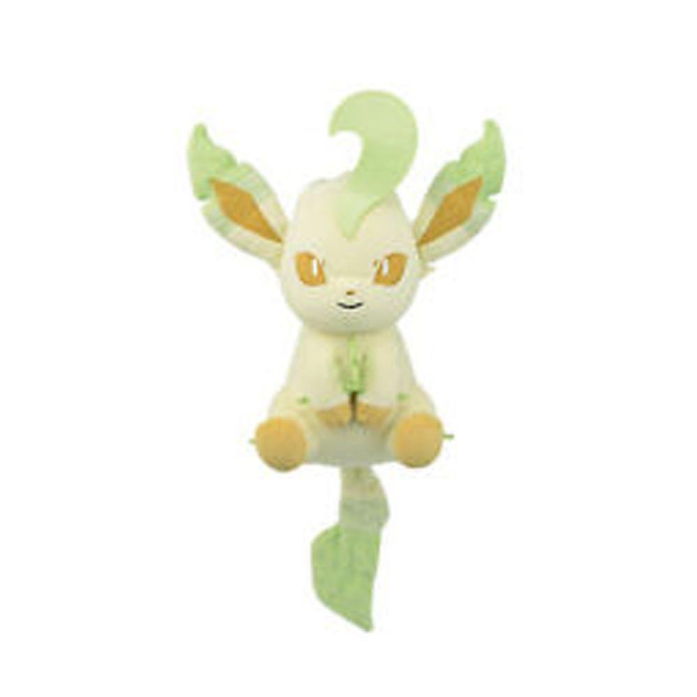 Pokémon - I Love Eevee - Leafeon Peluche