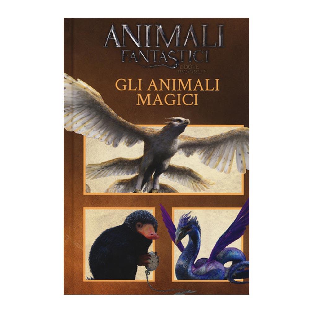 Animali Fantastici e dove trovarli - Gli Animali Magici