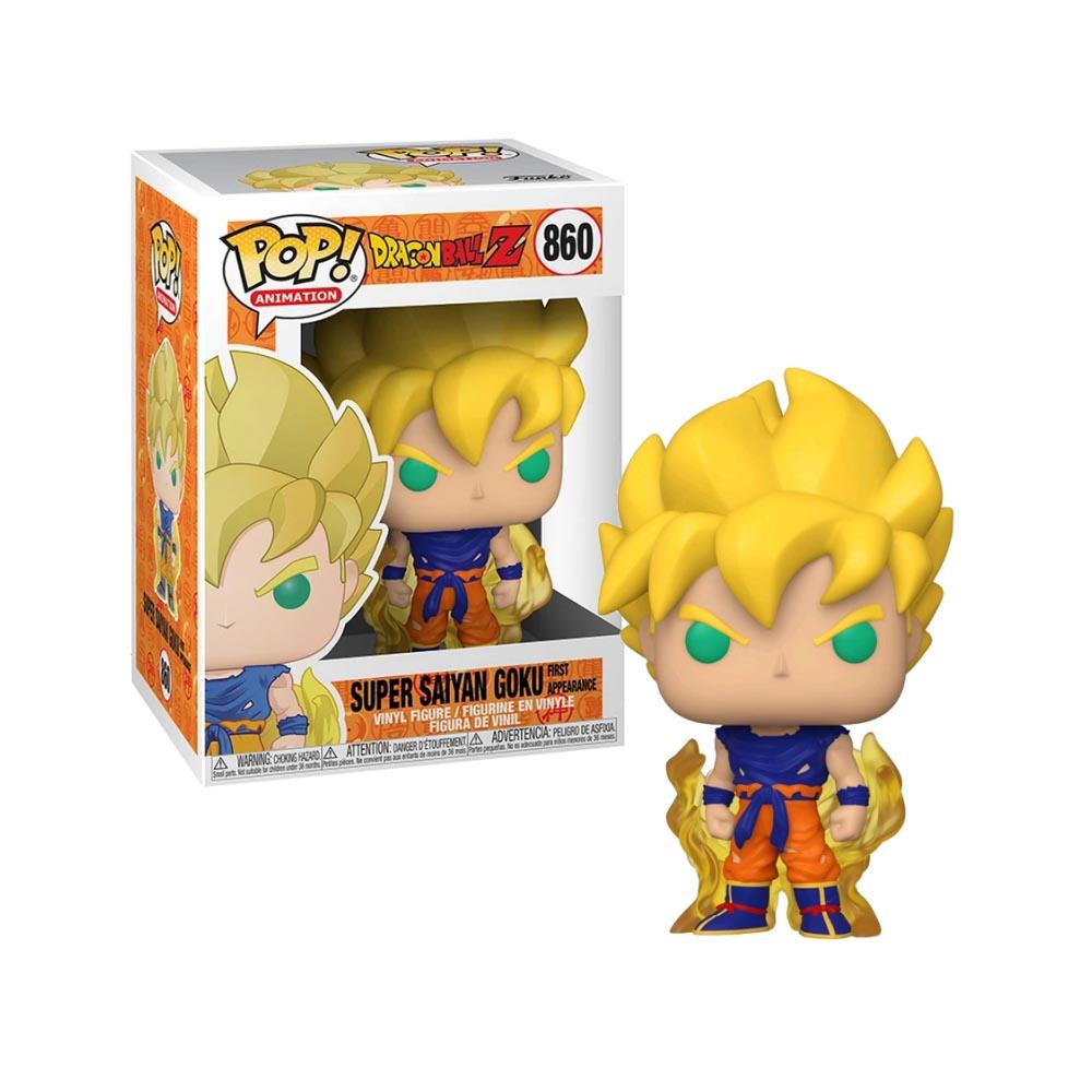 Funko POP! Dragon Ball Z - Super Saiyan Goku 860