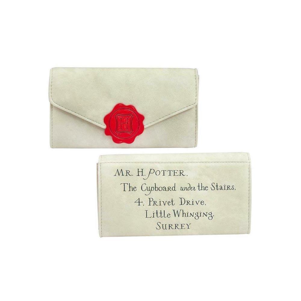 Portafogli Lettera di ammissione Hogwarts