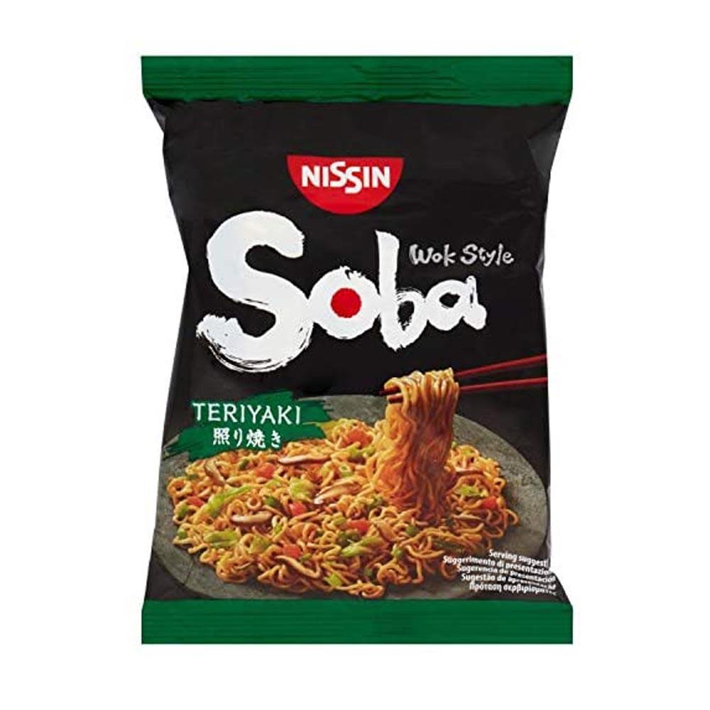 Noodles Bag Soba Teriyaki