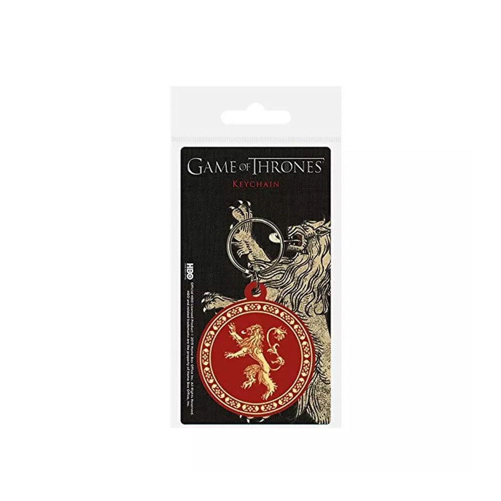 Game of Thrones - Portachiavi (Lannister)