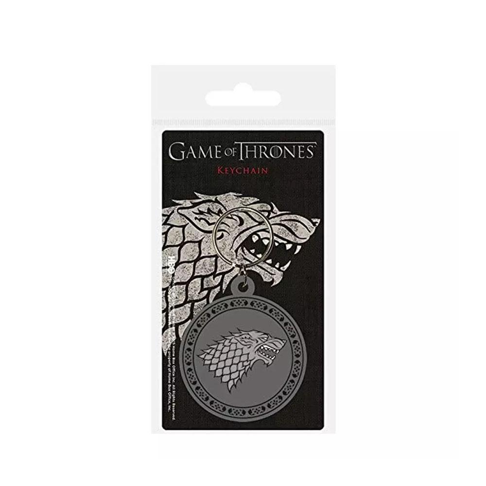 Game of Thrones - Portachiavi (Stark)