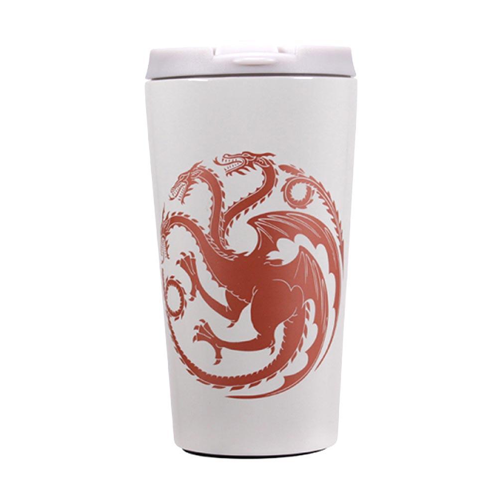 Game of Thrones - Travel Mug Acciaio Inox (Targaryen)