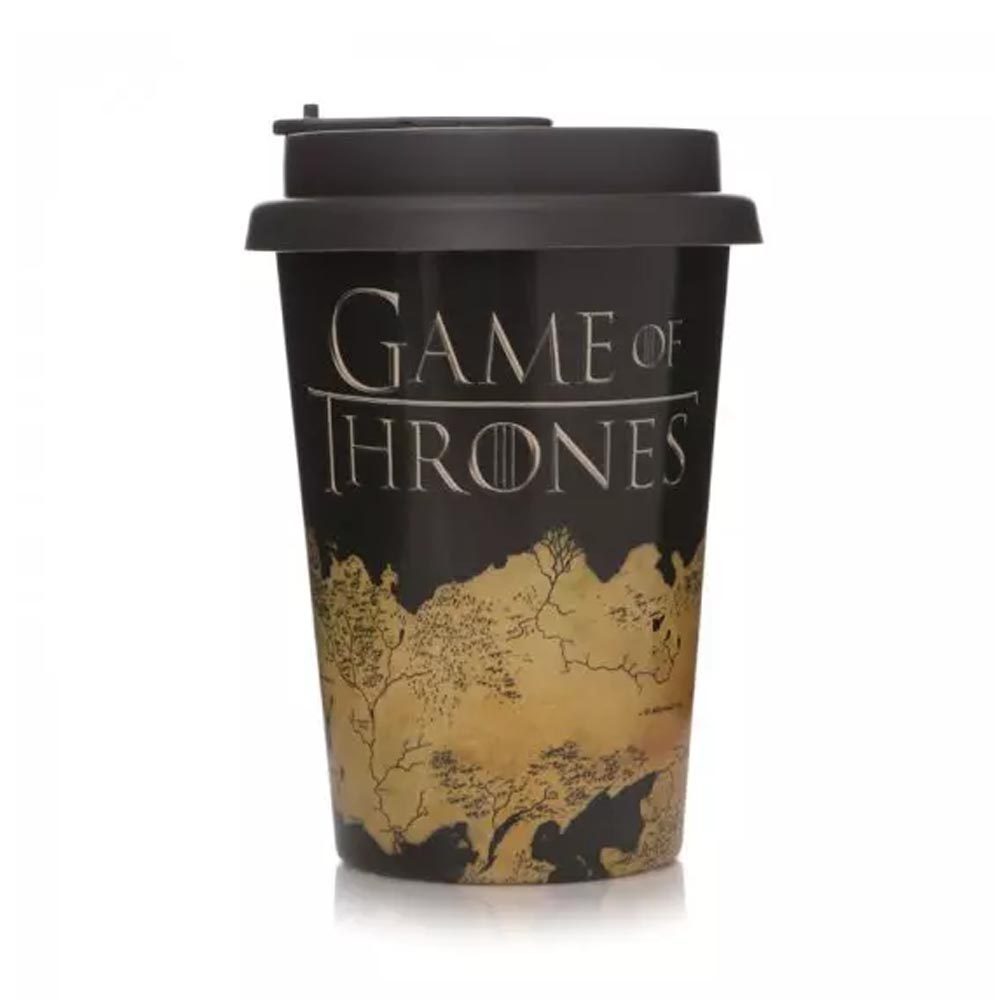 Game of Thrones - Huskup Mappa di Westeros (400 ml)