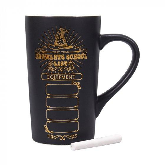 Latte Mug School List (con gessetto)