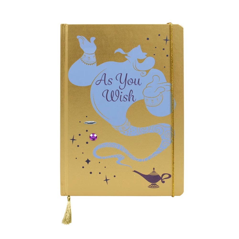 Notebook A5 - Genio (As You Wish)