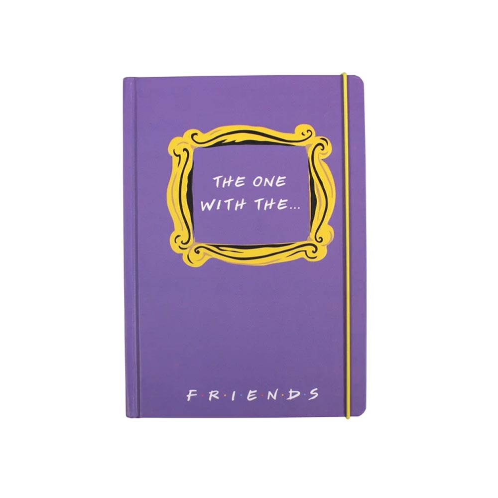 Notebook A5 - Friends (The One with The)