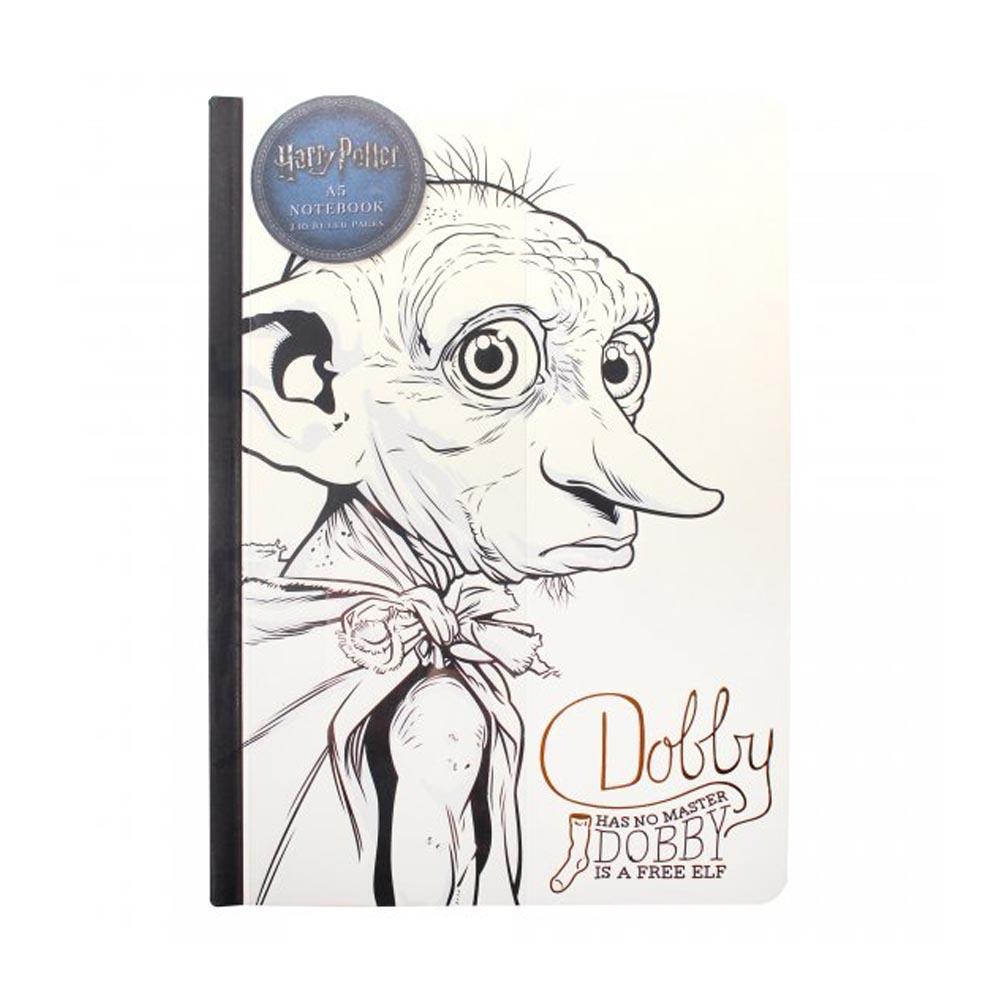 Notebook A5 - Dobby