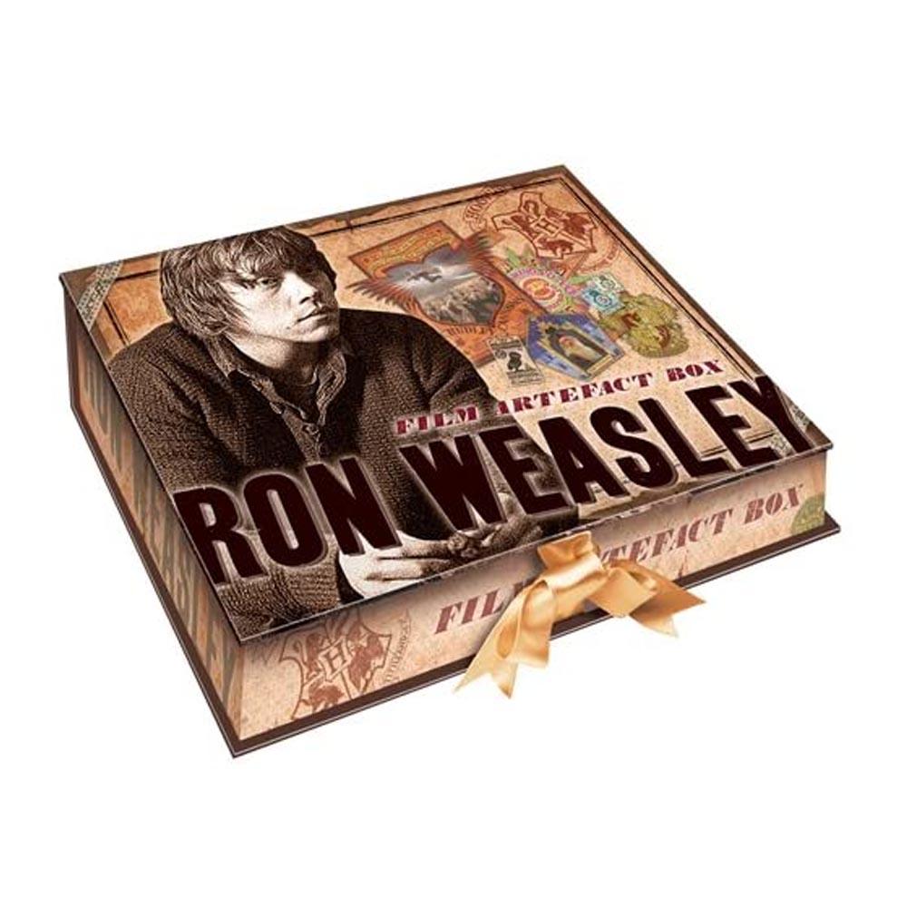 Harry Potter - Scatola di artefatti Ron Weasley