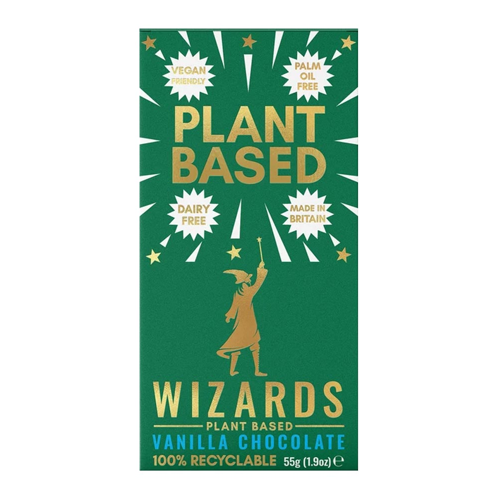 The Wizards Plant Based - Vanilla Chocolate