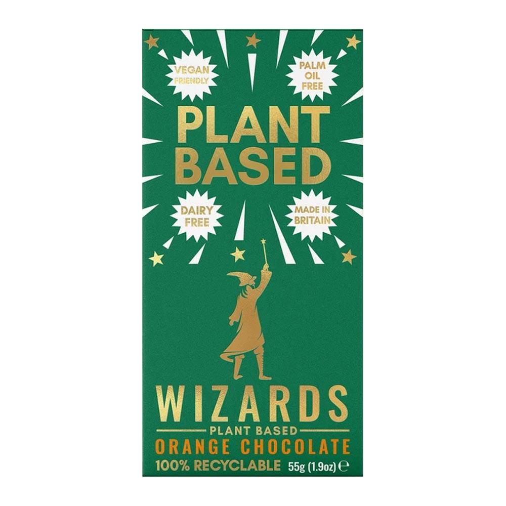 The Wizards Plant Based - Orange Chocolate