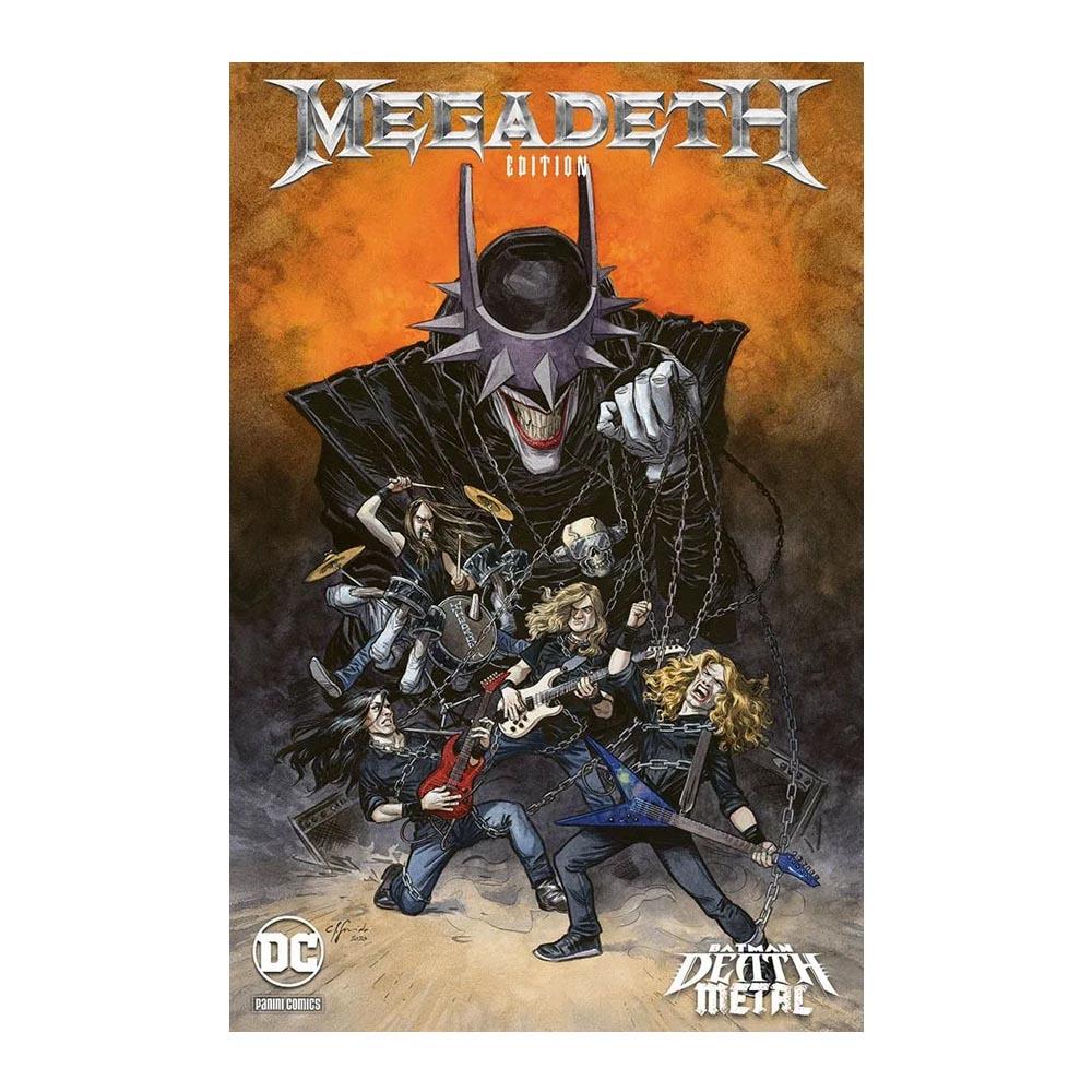 Batman: Death Metal Variant Band
