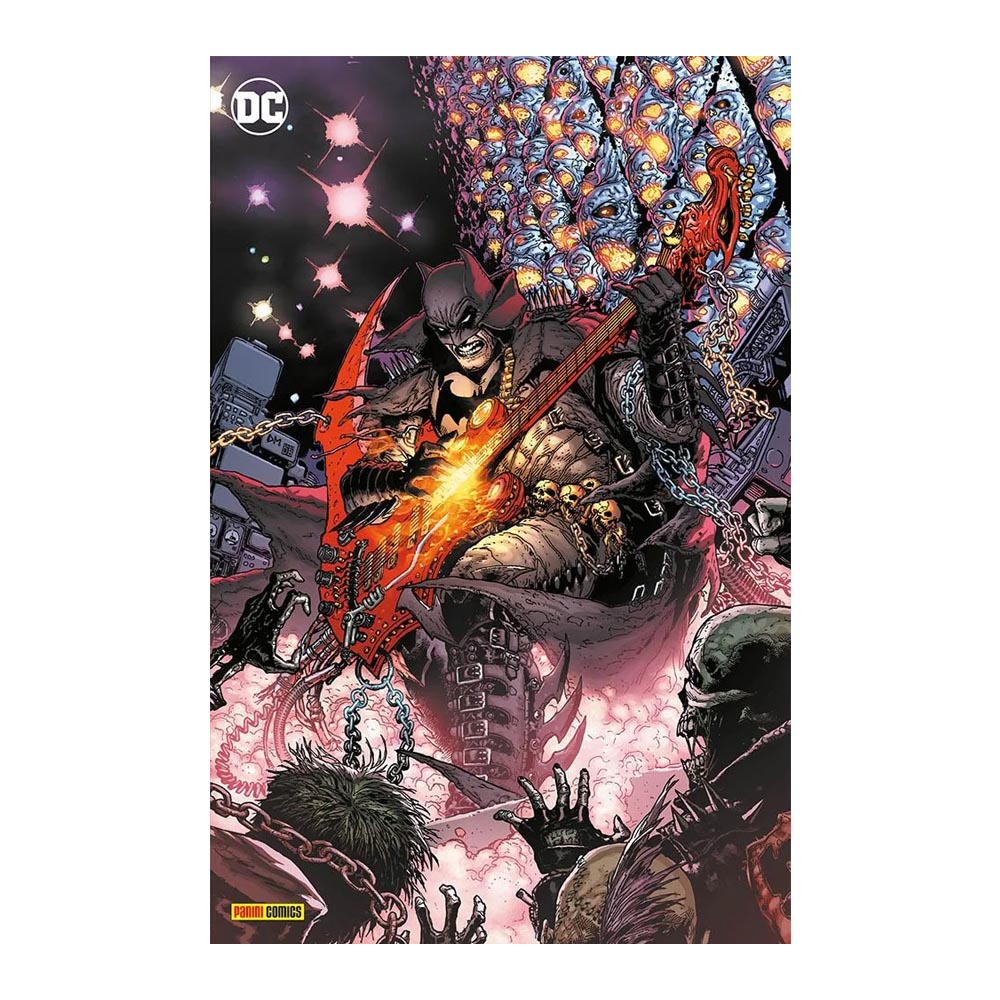 Batman: Death Metal Variant Metal