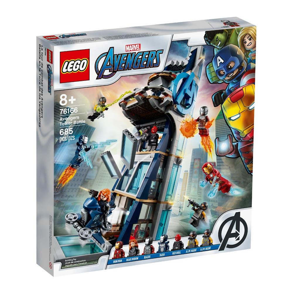 Lego - Marvel Avengers - Avengers Tower Battle