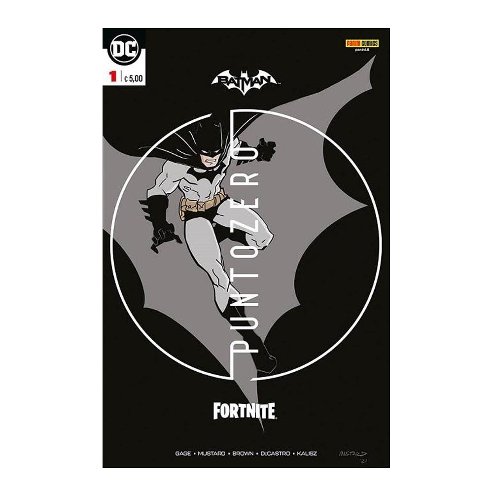 Batman / Fortnite: Punto Zero Variant