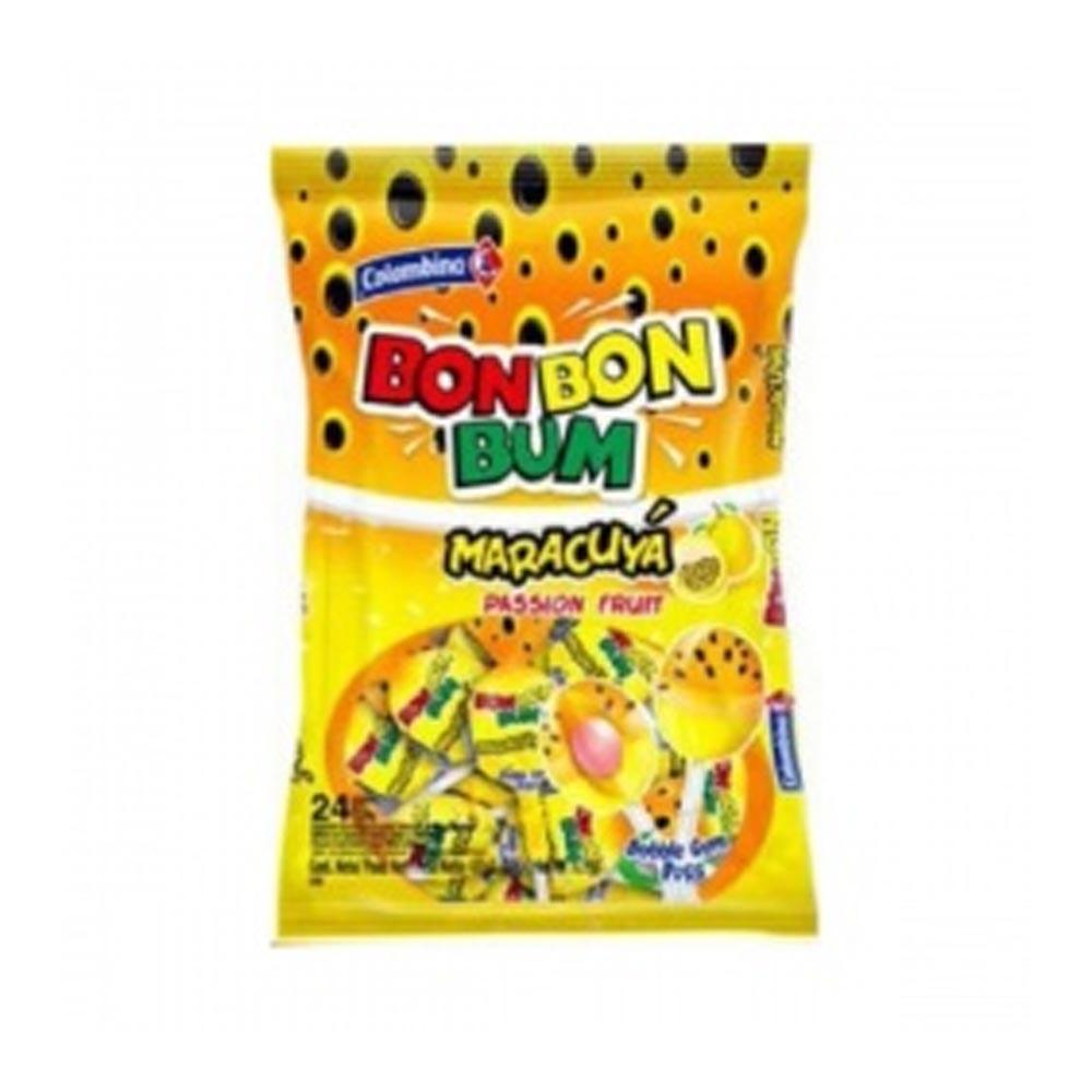 Bon Bon Bum Lollipop - Maracuja (Passion Fruit)
