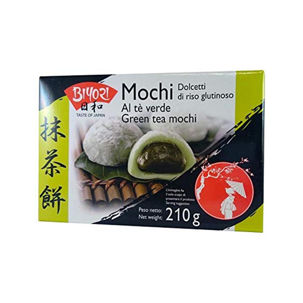Mochi Tè verde