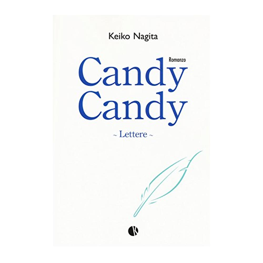 Candy Candy - Lettere - Romanzo