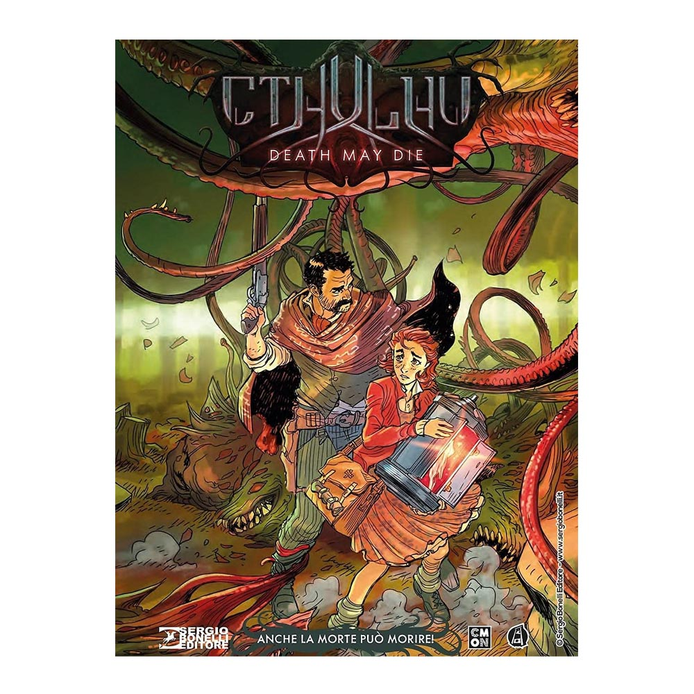 Chtulhu - Death May Die. Anche la morte può morire!