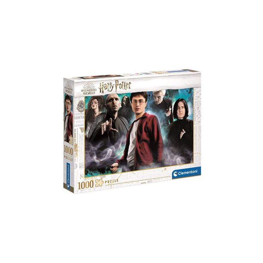 Puzzle Harry vs. Arti Oscure (1000 pezzi)