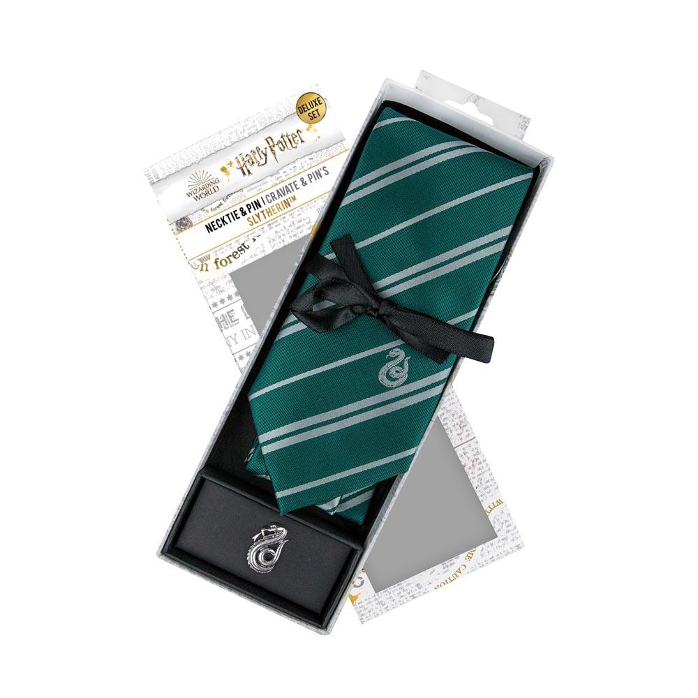 Cravatta Deluxe (Serpeverde)