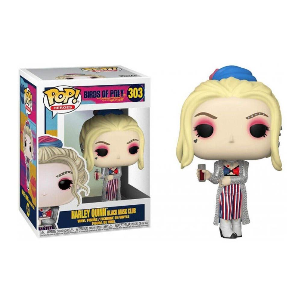 Funko POP! Birds of Prey - Harley Quinn 303