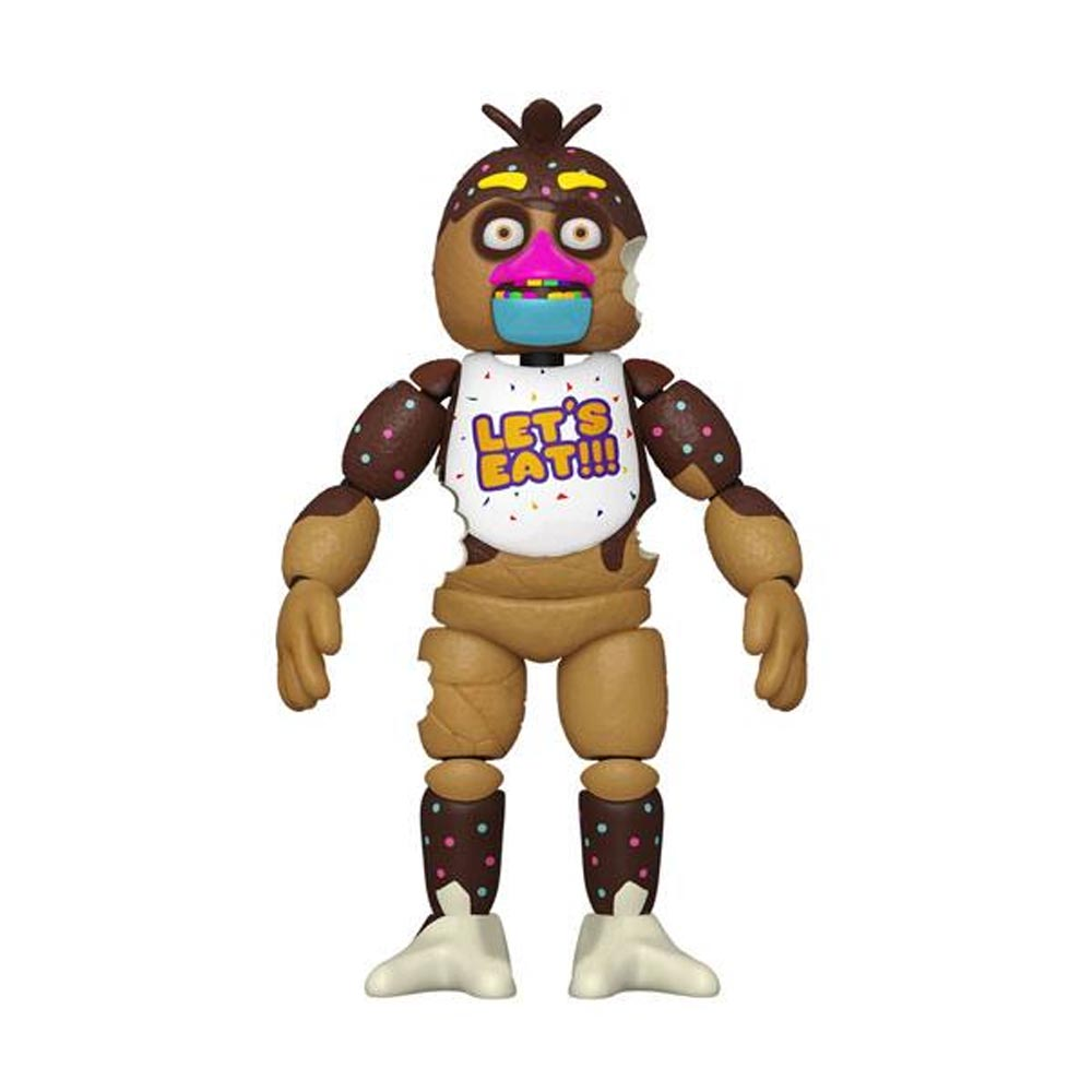 Five Nights at Freddy's - Action Figure Chocolate Chica (13 cm)