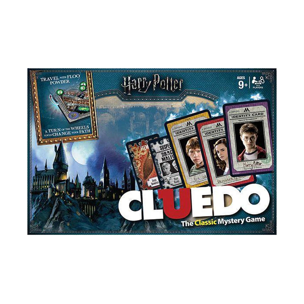 World of Harry Potter Cluedo