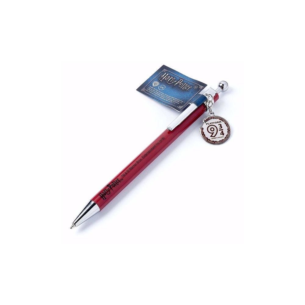 Penna con Charm (Binario 9 3/4)
