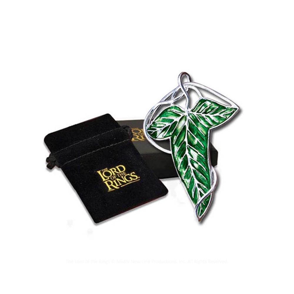 Spilla Foglia di Lórien - Signore Degli Anelli
