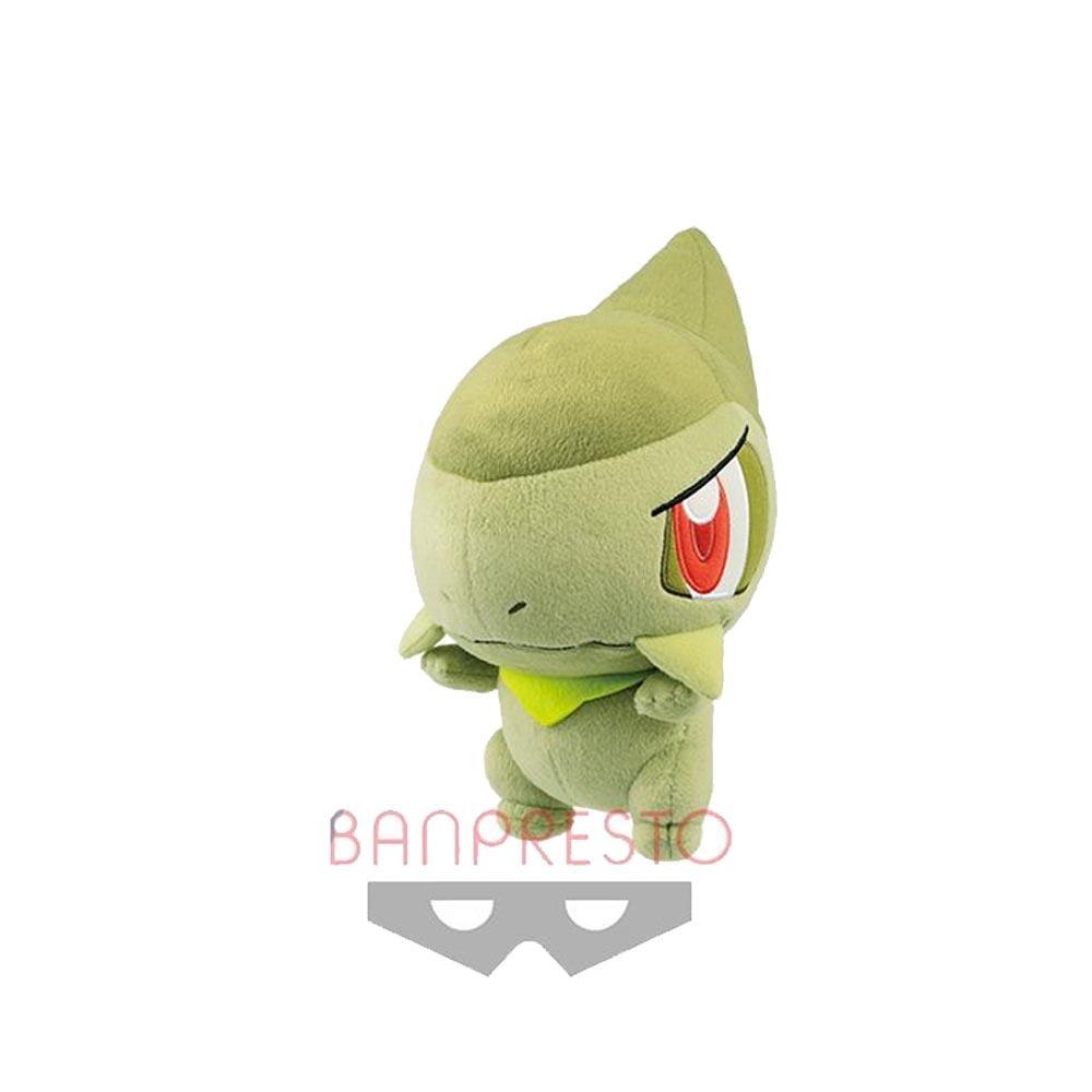 Pokémon - Peluche Axew (Scary Face)