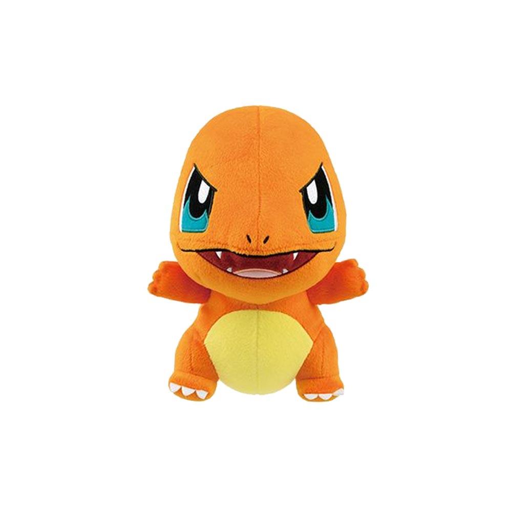 Pokémon - Peluche Charmander (Scary Face)