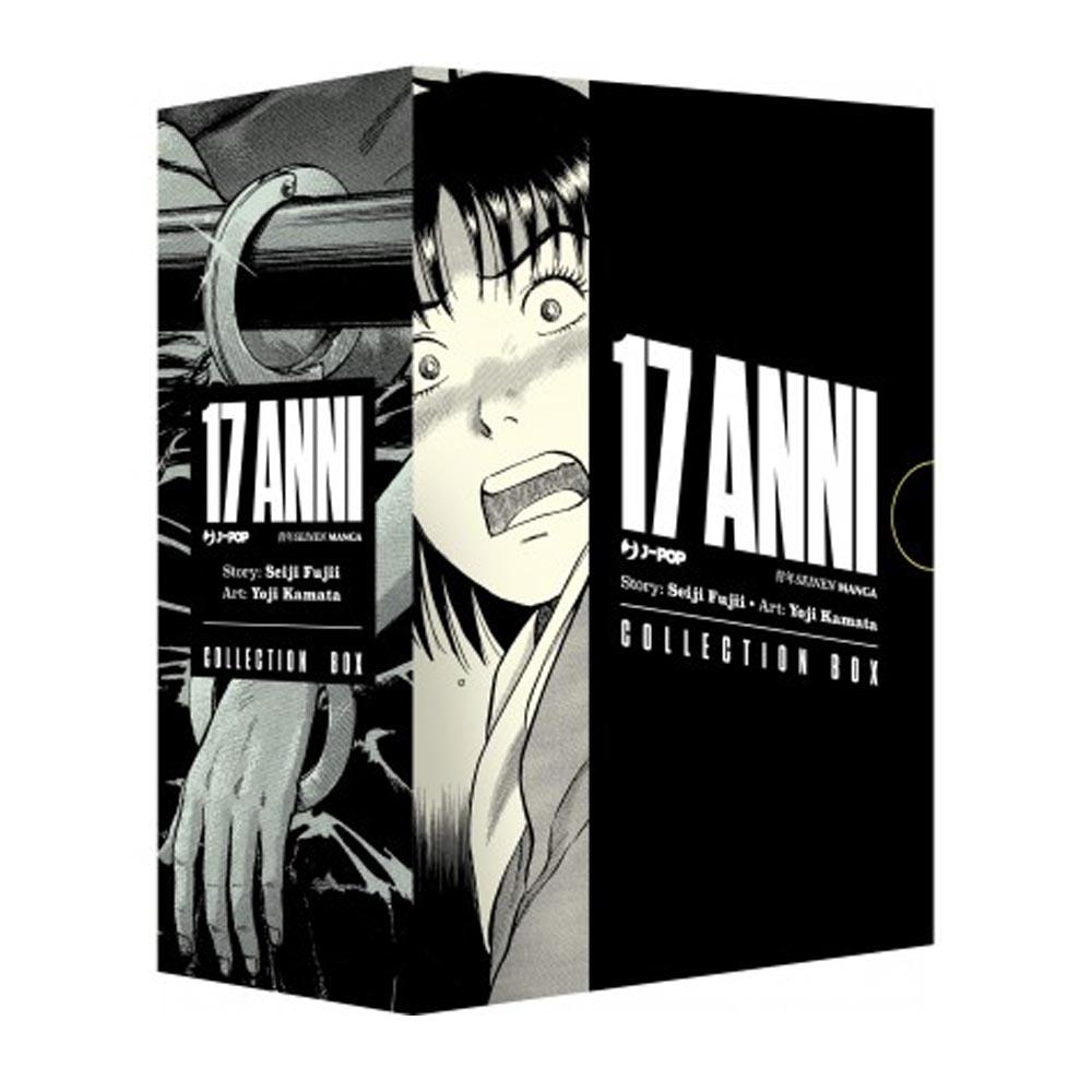 17 Anni - Manga Box 1-4