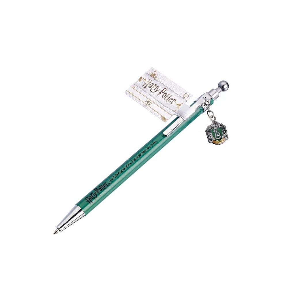 Penna con Charm (Serpeverde)